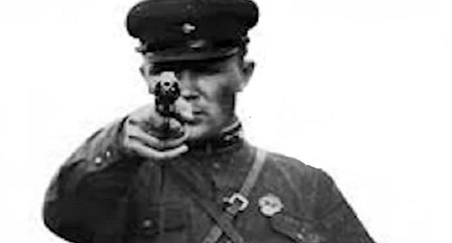 Офіцер НКВД