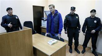 Amnesty International: Nawalny więźniem sumienia