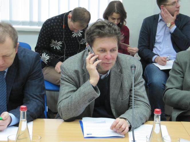 Виконавчий директор київського Інституту світової політики Євген Магда