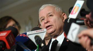 Kaczyński Die Reform der Justiz muss radikal sein