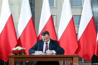Polish president to meet British PM, French president at Brussels NATO summit