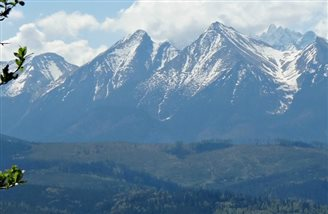 Peak in visitors to Poland's Tatra mountains