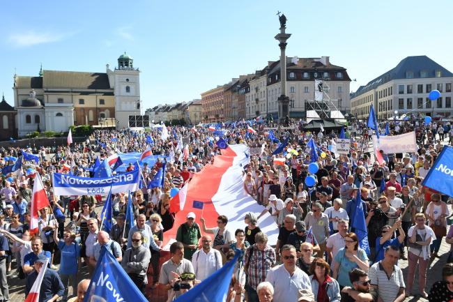 Marsch der Freiheit