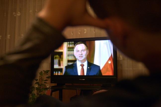 ポーランド大統領