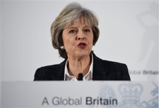 Rights of Poles in UK will be guaranteed: PM May