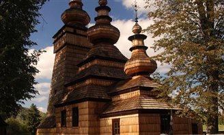 Відкрився Малопольський шлях дерев'яної архітектури