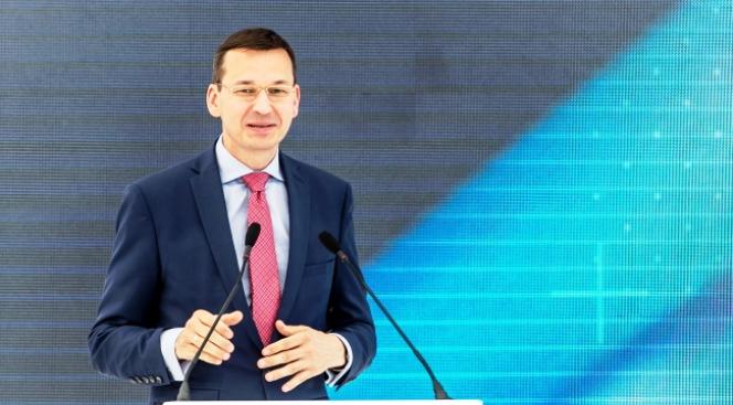 Віце-прем'єр Матеуш Моравєцький