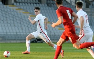 Football: Poland under-21s beaten by Czechs