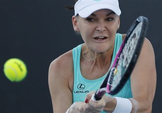 Poland's Radwańska through to second round of Australian Open