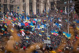 Kiev protesters treated in Polish hospitals
