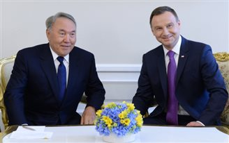 Poland builds stronger ties with Kazakhstan