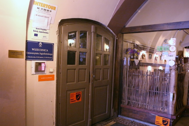 The Intertour head office in Kraków. Photo: PAP/Stanisław Rozpędzik