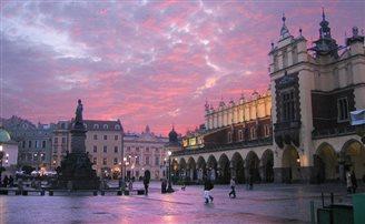Boost for Kraków clean air campaign