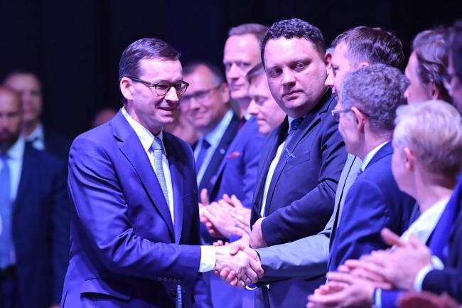 На «Форумі бачення розвитку» в Ґдині обговорюють майбутнє Польщі