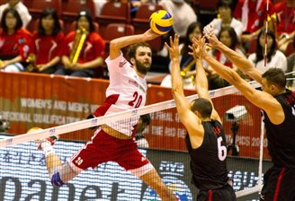 Volleyball: Poland beats Canada, eyes Olympics
