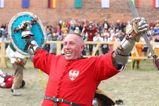 Poland victorious in Medieval Combat World Championships