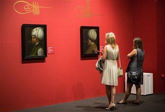 Ottoman art on show in Kraków