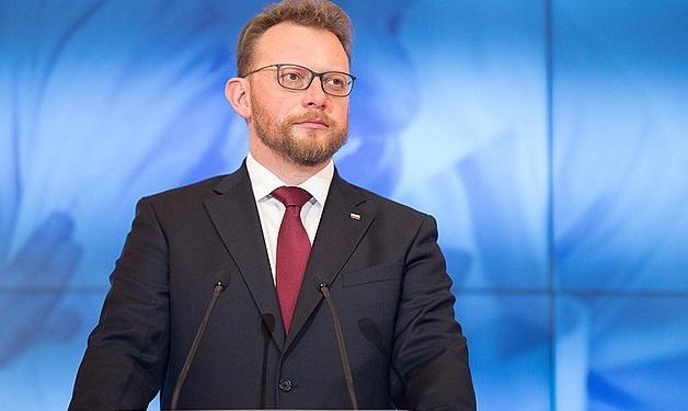 Министр здравоохранения Польши Лукаш Шумовский