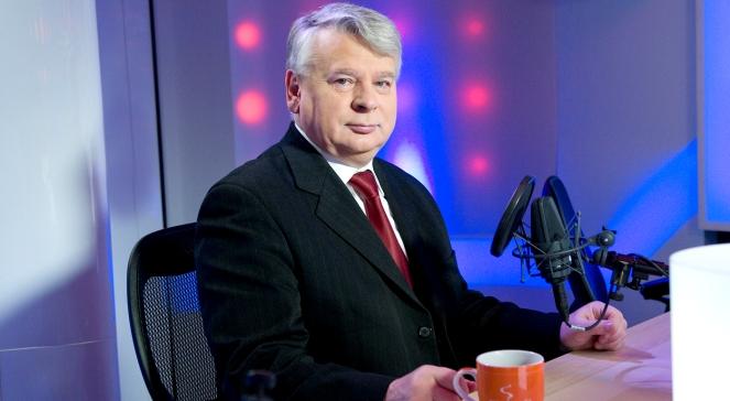 Маршал Сенату Польщі Богдан Борусевич