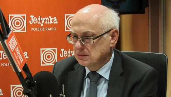 Евродепутат Здзислав Краснодембский.