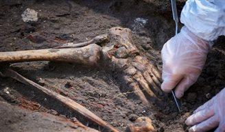 Gdańsk dig yields grim remains