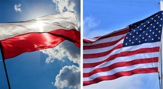 Polonia chce podziękować USA
