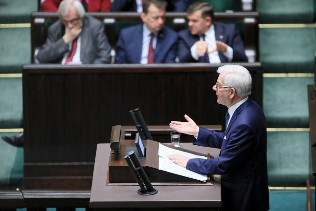 Голова МЗС Польщі: Треба працювати над історичним діалогом з Україною