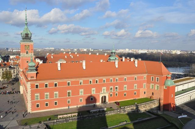 Каралеўскі замак у Варшаве