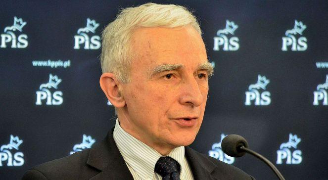 Уповноважений польського уряду з питань стратегічної енергетичної інфраструктури Пйотр Наїмський