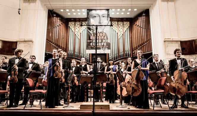 "I, Culture Orchestra, ""Chopin i jego Europa"", Warszawa"