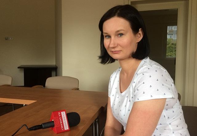 Renata Pruszkowska, Caritas Polska
