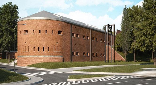 Катынский музей в Варшаве.