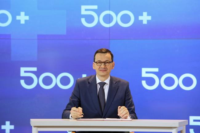 Уряд ухвалив проект закону «Родина 500+» на першу дитину