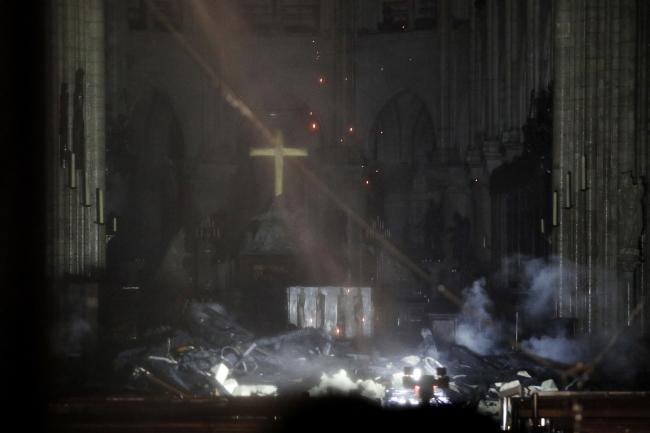 У Польщі почався збір коштів на реконструкцію собору Паризької Богоматері