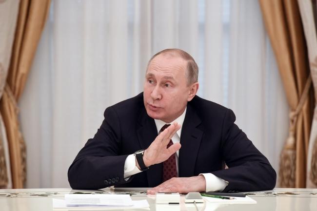 Президент Росії Владімір Путін