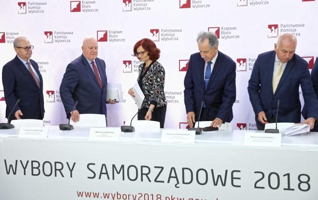 Государственная избирательная комиссия Польши