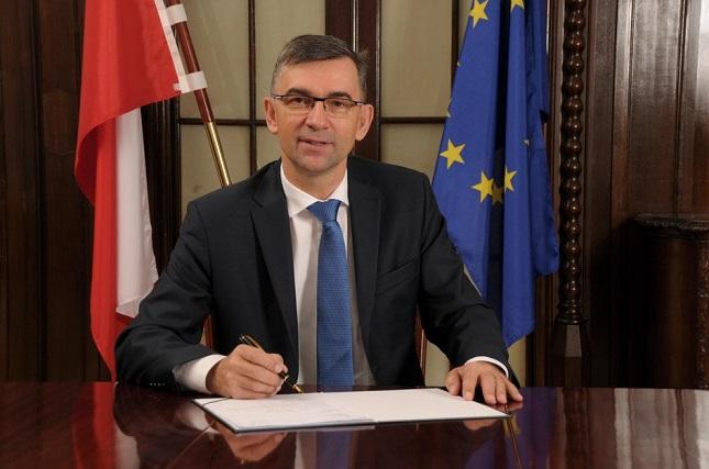 Prof. Andrzej Przyłębski, Botschafter der Republik Polen in Deutschland