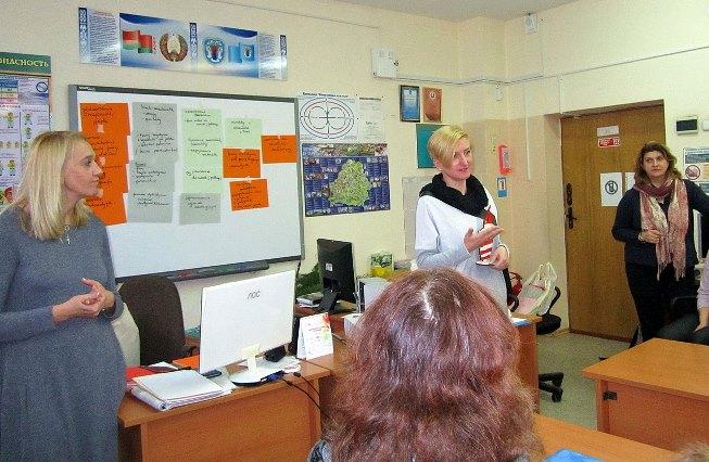 Warsztaty Polskiej Macierzy Szkolnej na Białorusi w Mińsku
