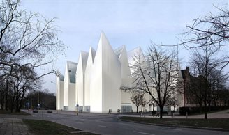 Szczecin Philharmonic in race for EU architectural award