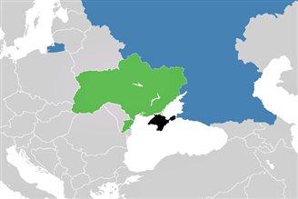 Эўрапейскае абсталяваньне без праблем трапляе на ахоплены санкцыямі Крым
