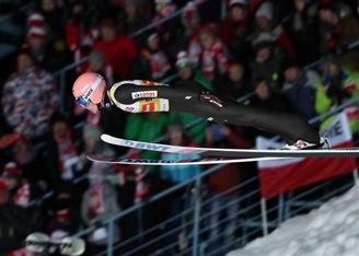 Polish ski jumping team third in Zakopane