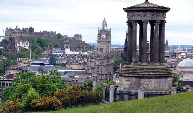 Edinburgh. Photo: wikimedia commons/Ad Meskens