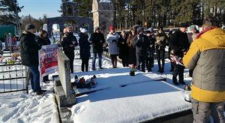 Objazd polskich miejsc pamięci narodowej na Białorusi