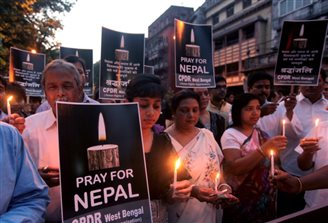 Poland joins relief efforts in Nepal