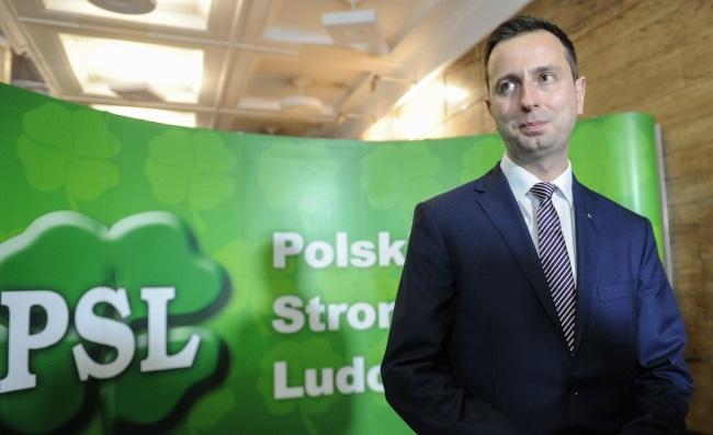 Władysław Kosiniak-Kamysz. Photo: PAP/Marcin Obara