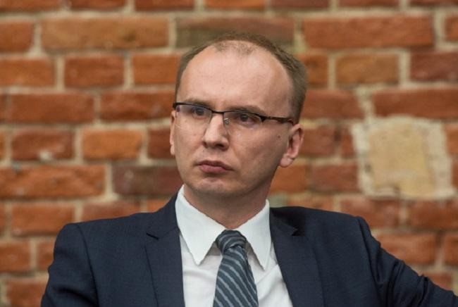 Radosław Domagalski-Łabędzki. Photo: PAP/Grzegorz Michałowski