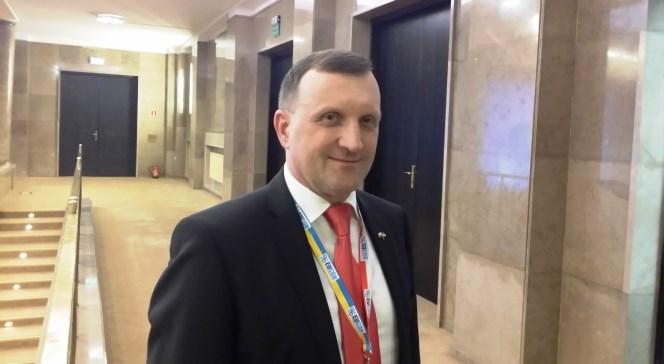 Ярослав Романчук завжди напоготові, діловий і конкретний