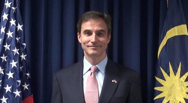 Посол США в Польше Пол Джонс