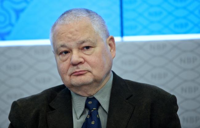 Chef der Polnischen Nationalbank NBP, Adam Glapiński