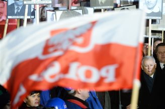 Качиньский: В ходе военного положения поляки показали, что связаны со свободой